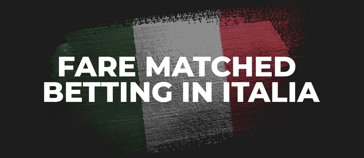 Fare matched betting in italia